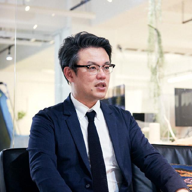 代表取締役 井口正文